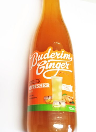 Ginger refresher - Ingwer Sirup (Inhalt 750ml)