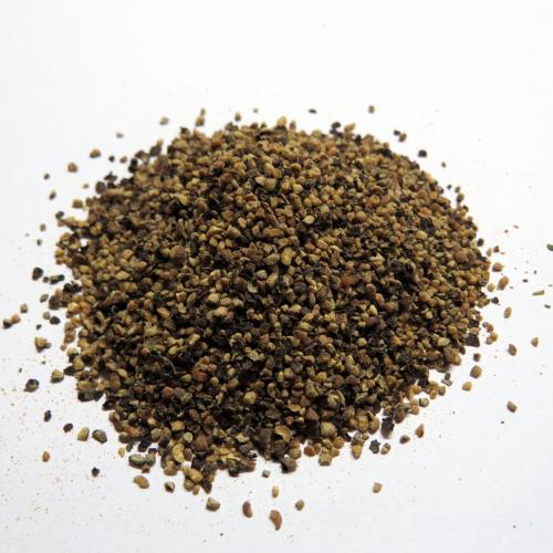 50g pfeffer schwarz geschrotet bourbon vanille vanilleschoten gemahlene vanille vanille