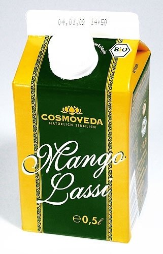 Mango Lassi Cocktail Bio, 500 ml