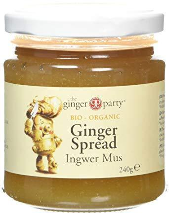 Ingwer Mus - Ginger Spread - Ginger Party